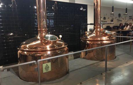 Cerveja Portuense, Bräuhaus 15 hl- Kaspar Schulz - Balavia -
