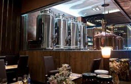 Instalaciones cerveceras - Cerveceria Ilda's, Rte. Xarlot - Kaspar Schulz - Balavia -