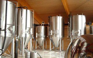 Fábrica de cerveza La Vasconia Navarra Kaspar Schulz - Balavia -