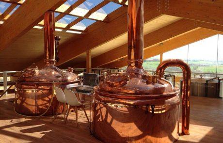 Cervecera La Vasconia Navarra Instalaciones Kaspar Schulz - Balavia -